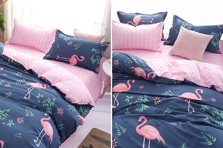 5. Розовый фламинго