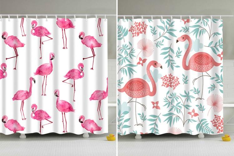 4. Розовый фламинго