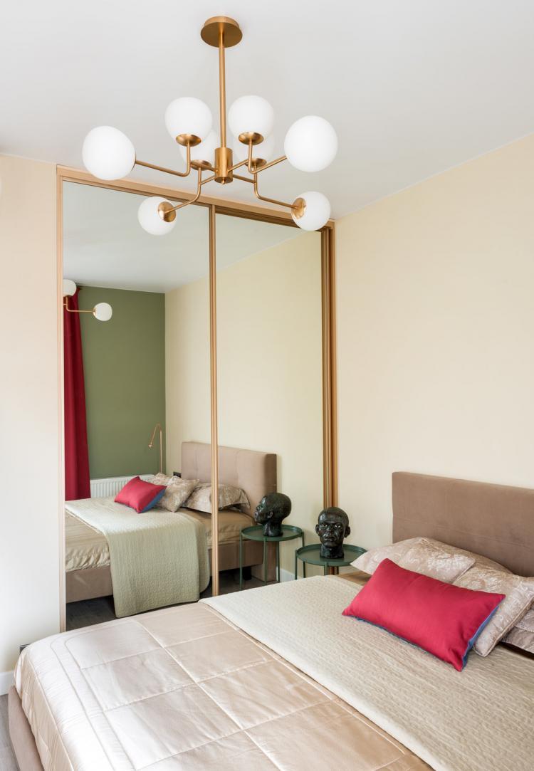 «Африка»: Квартира 38 кв.м. - дизайн интерьера