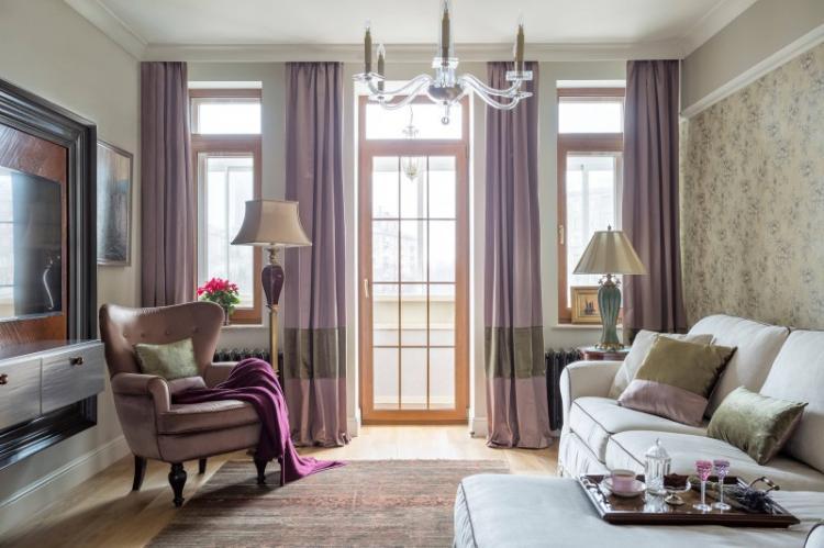 Декор и текстиль - Английский стиль в интерьере