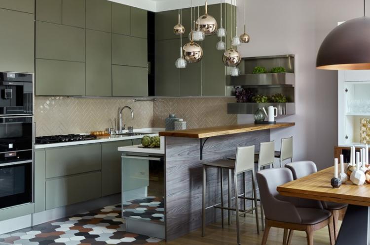 Функциональные особенности - Барная стойка для кухни