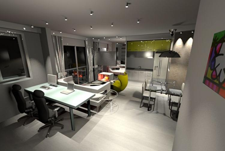 Sweet Home 3D - бесплатные программы для дизайна интерьеров