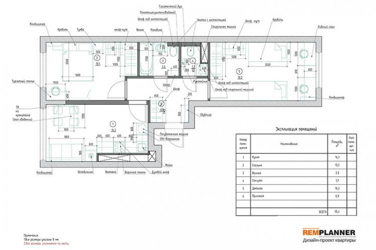 Remplanner - бесплатные программы для дизайна интерьеров