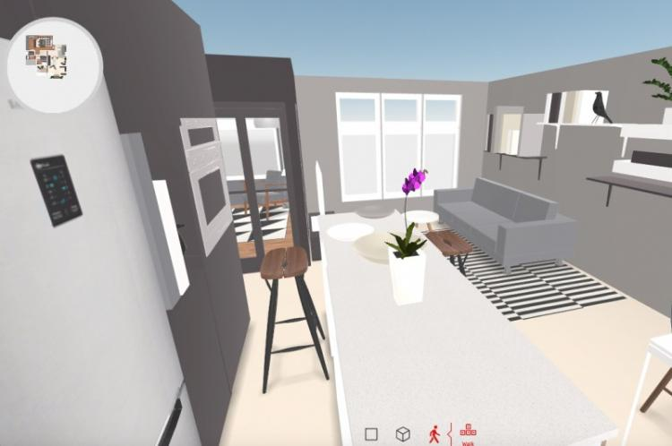 Roomle - бесплатные программы для дизайна интерьеров