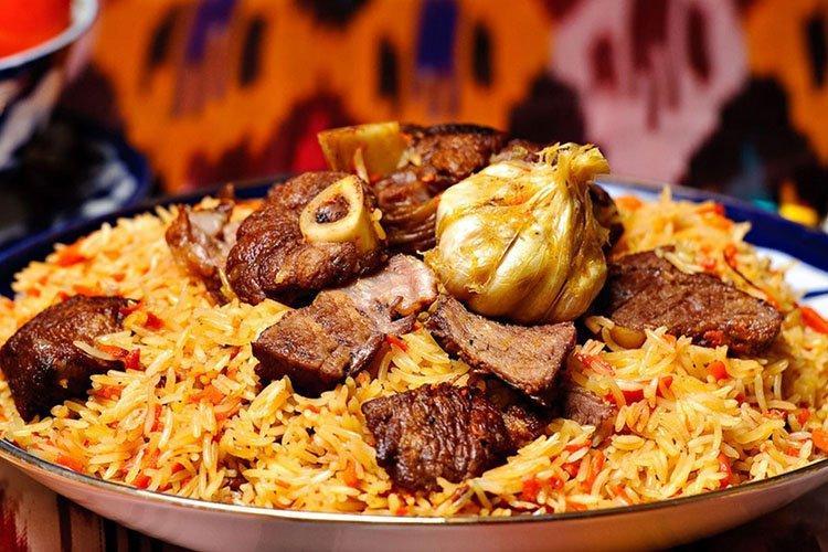 Плов из баранины по-ирански - рецепты