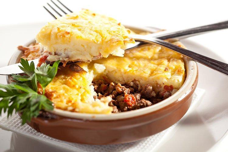 Пирог Пастуший из баранины - рецепты