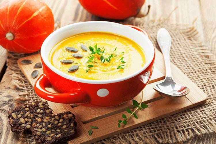 Французский тыквенный суп - рецепты
