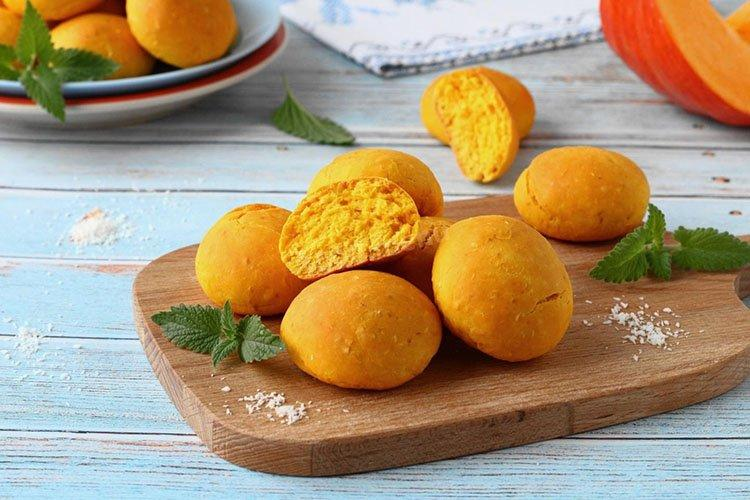 Печенье тыквенное - рецепты