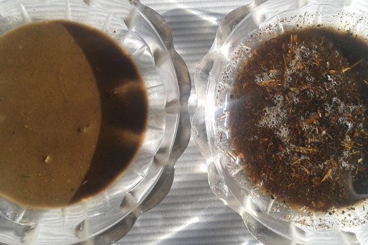 Уксус - Как определить кислотность почвы