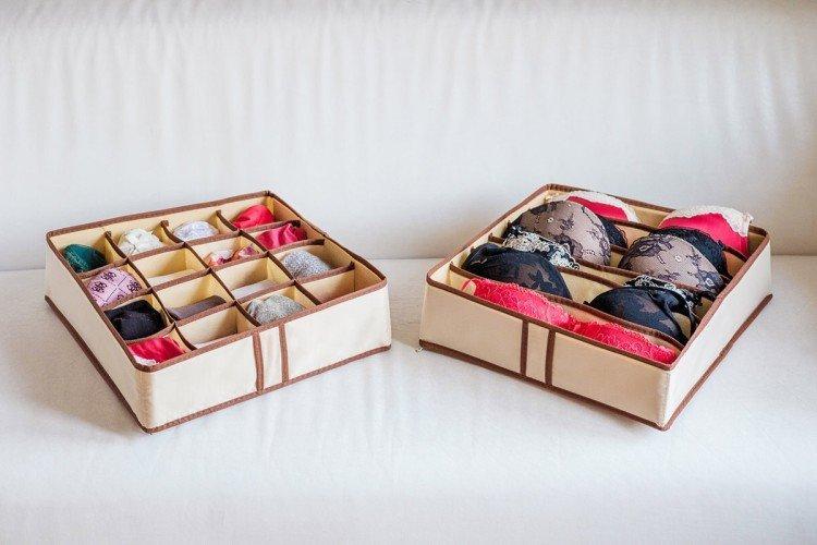 Органайзер для белья - Что подарить девушке на День рождения