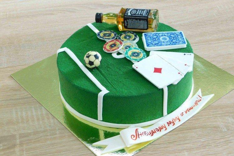 Тематический торт - Что подарить мужу на День рождения