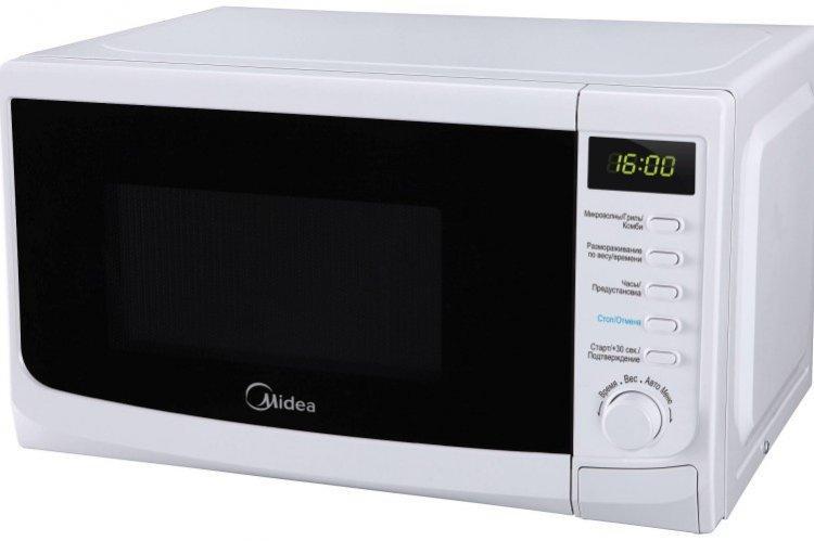 Микроволновая печь - Что подарить на свадьбу молодоженам