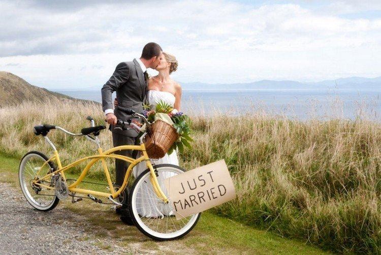 Свадебная фотосессия - Что подарить на свадьбу молодоженам