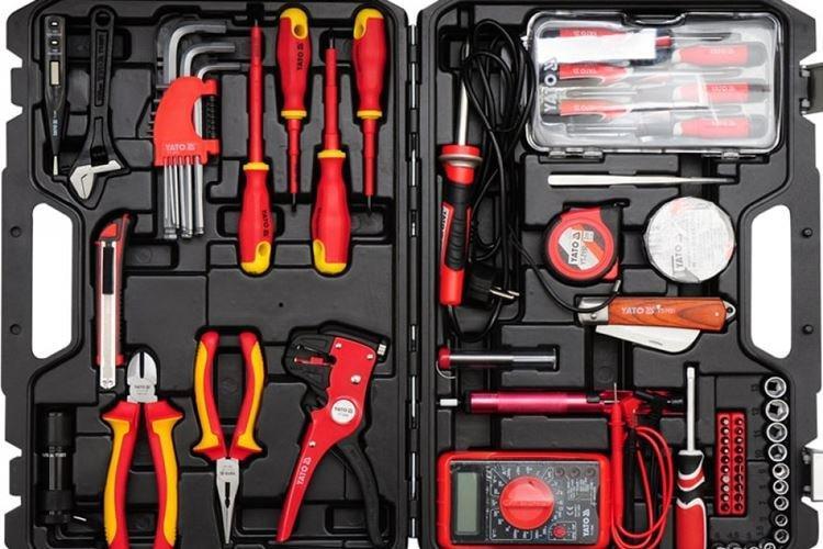 Набор инструментов - Что подарить папе на День рождения от сына