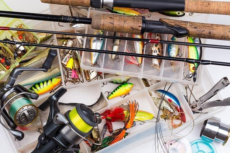 Снасти для рыбалки - Что подарить папе на День рождения от сына