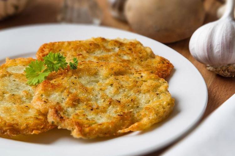 Брамбораки - Что приготовить на завтрак быстро и вкусно