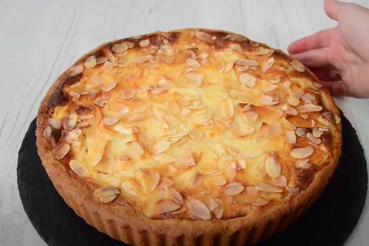 Легкий цветаевский яблочный пирог - рецепт пошагово с фото
