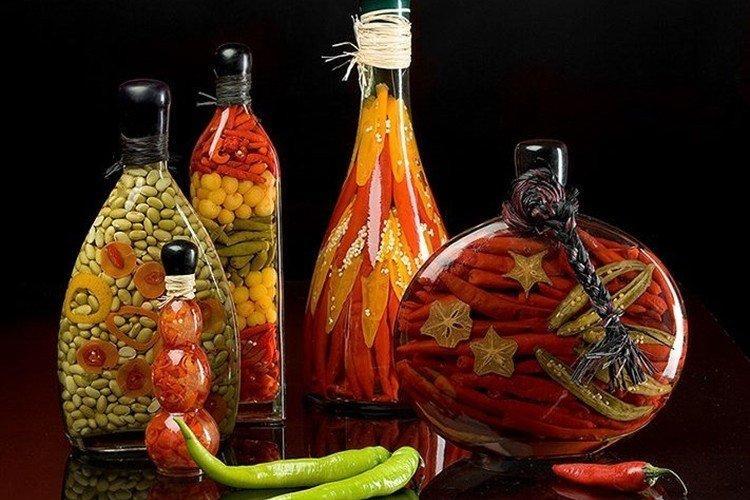 Декоративная консервация - Декор бутылок своими руками
