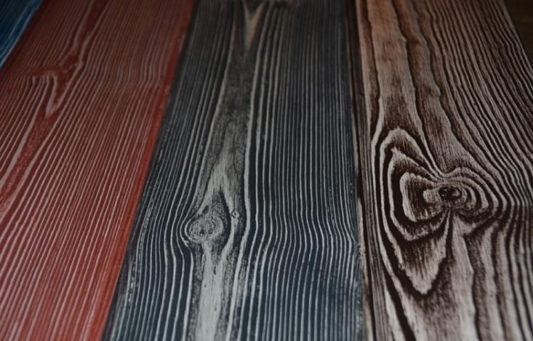 Браширование - Декор старого шкафа своими руками