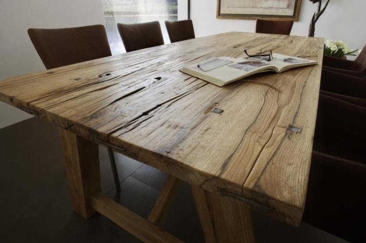 Морилка - Декор старого стола своими руками