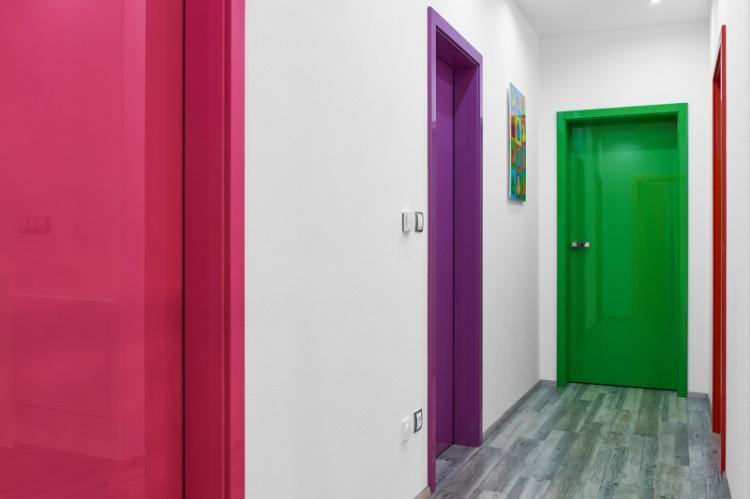 Покраска - Декор старых дверей своими руками