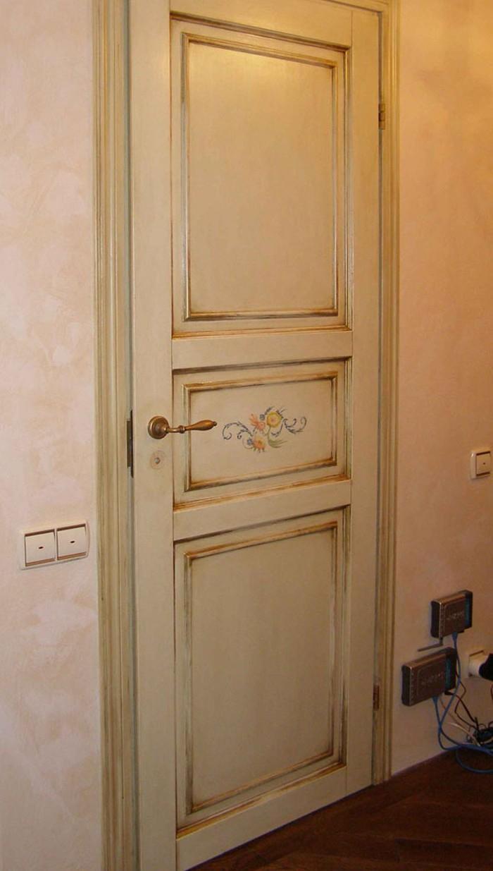 Состаривание - Декор старых дверей своими руками