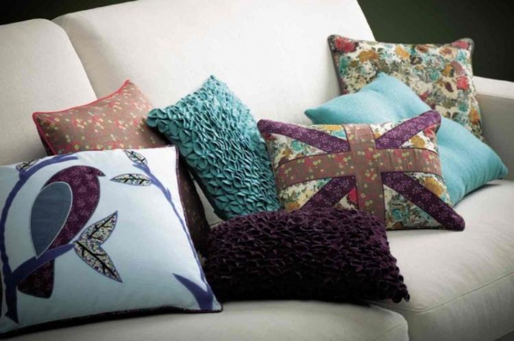 Виды - Декоративные подушки своими руками