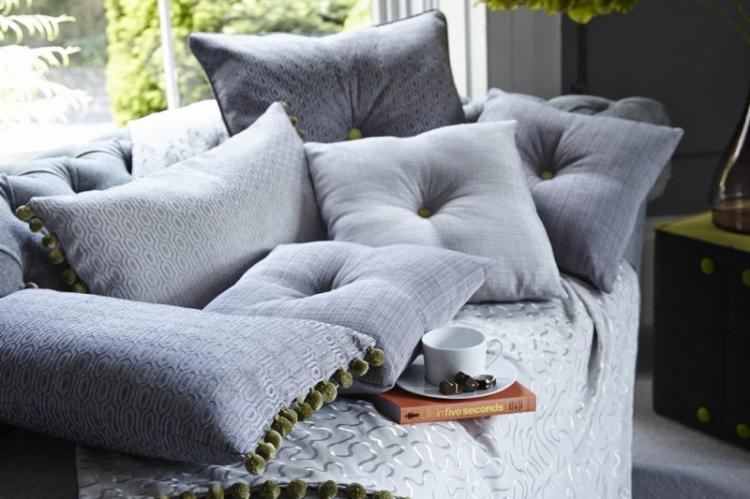 Использование подушек в интерьере - Декоративные подушки своими руками