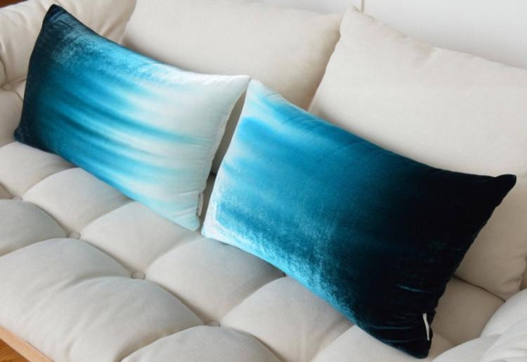 Скромный минимализм - Декоративные подушки своими руками