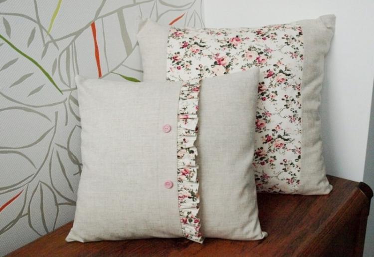 Стандартные подушки - Выкройки и идеи для декоративных подушек своими руками