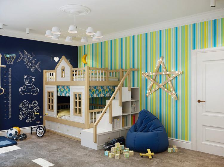 Детская комната 23 кв.м.