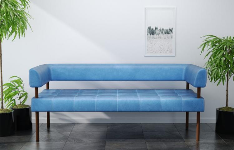 Диван-скамья - Прямые диваны для кухни