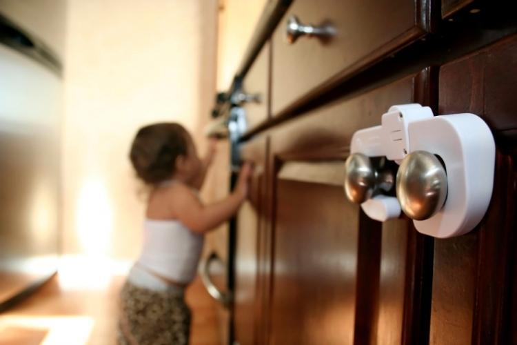 Безопасность - Дизайн детской комнаты для девочки