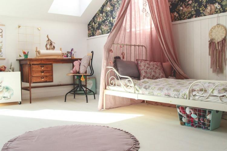 Дизайн детской комнаты для девочки - фото реальных интерьеров