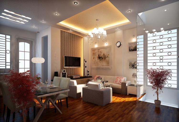 Освещение - Дизайн гостиной 16 кв.м.