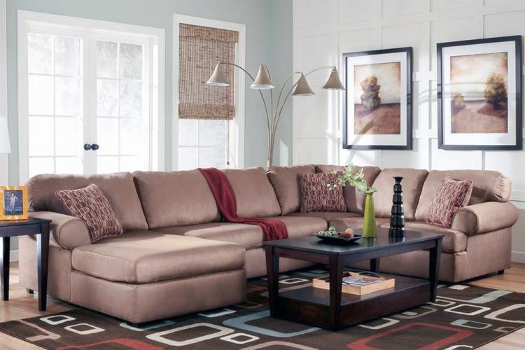 Как выбрать диван - Дизайн гостиной 16 кв.м.