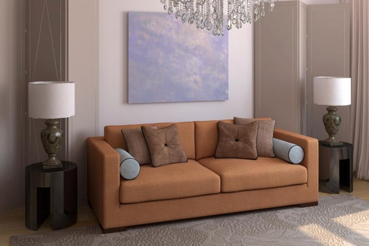 Как выбрать диван - Дизайн гостиной 18 кв.м.