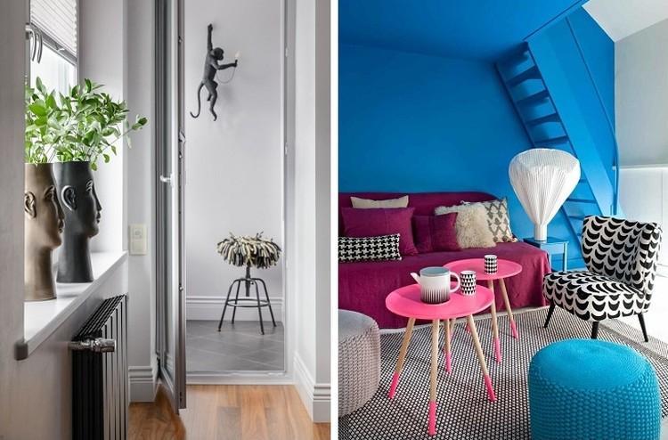 Интерьерные тренды - Дизайн гостиной 2019