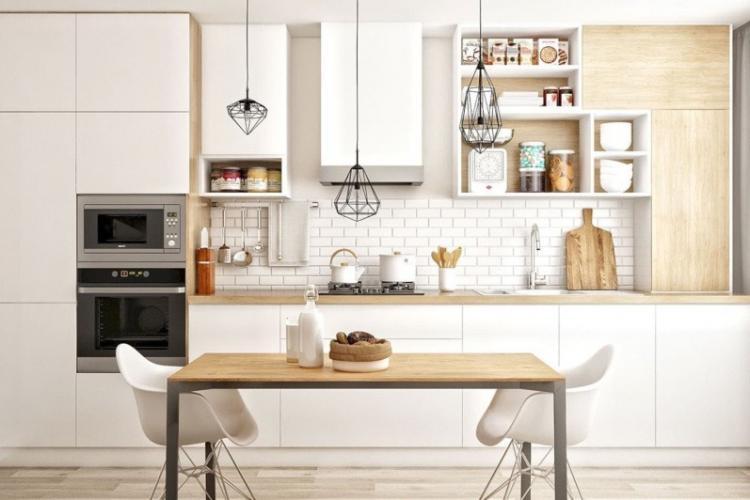 Дизайн интерьера кухни: 75 оригинальных идей