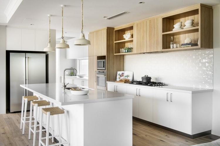 Выбор планировки - Дизайн интерьера кухни