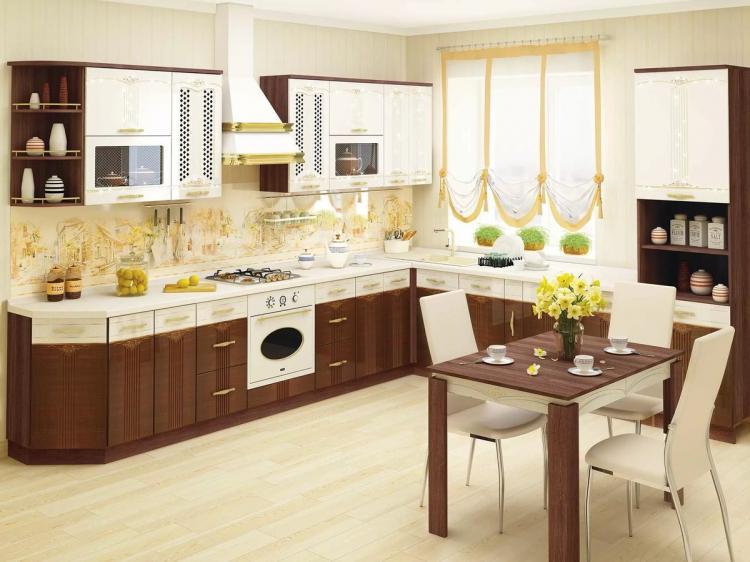 Мебель - Дизайн интерьера кухни