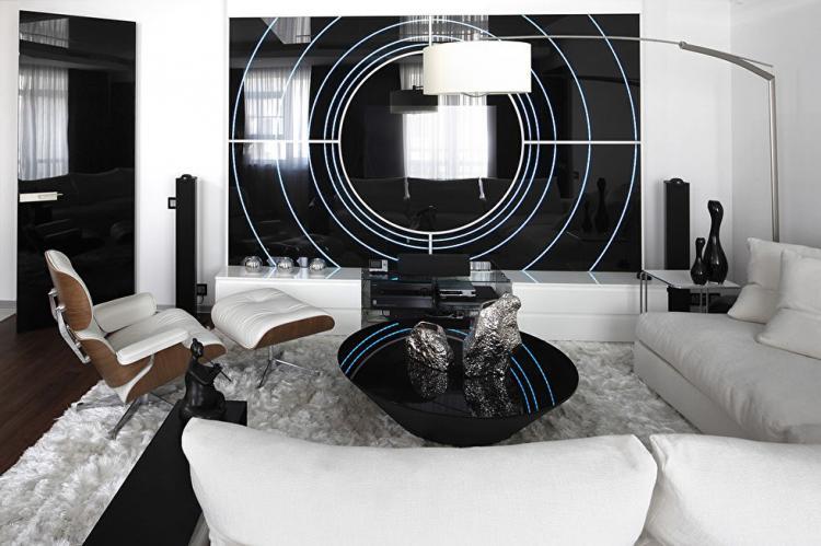 Дизайн интерьера квартиры в ЖК «Остров Фантазий»
