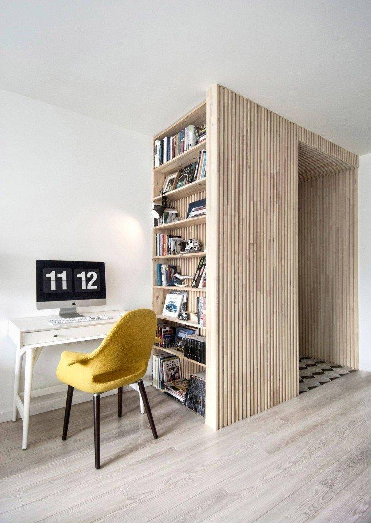 Дизайн потолка - Скандинавский стиль в интерьере