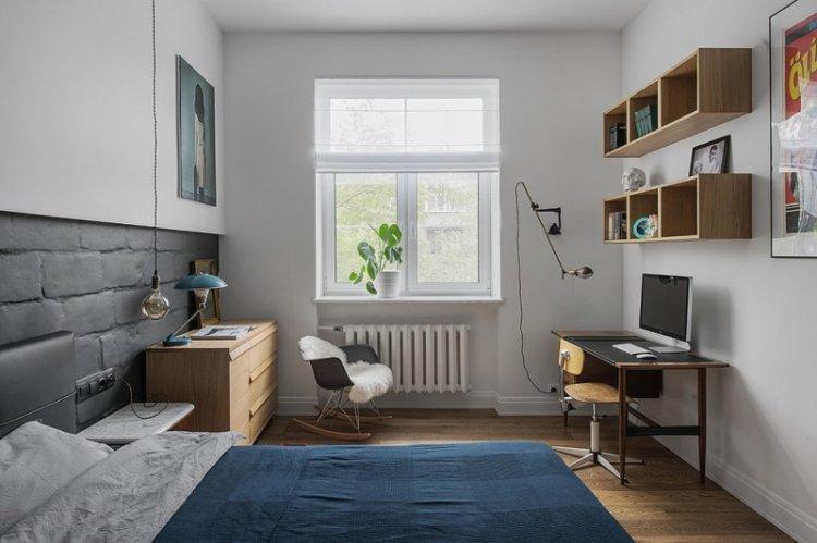 Мебель - Скандинавский стиль в интерьере