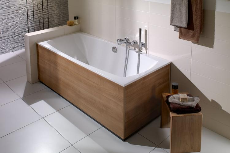 Ванна - Дизайн интерьера ванной комнаты