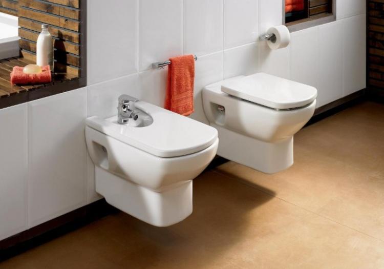 Унитаз - Дизайн интерьера ванной комнаты