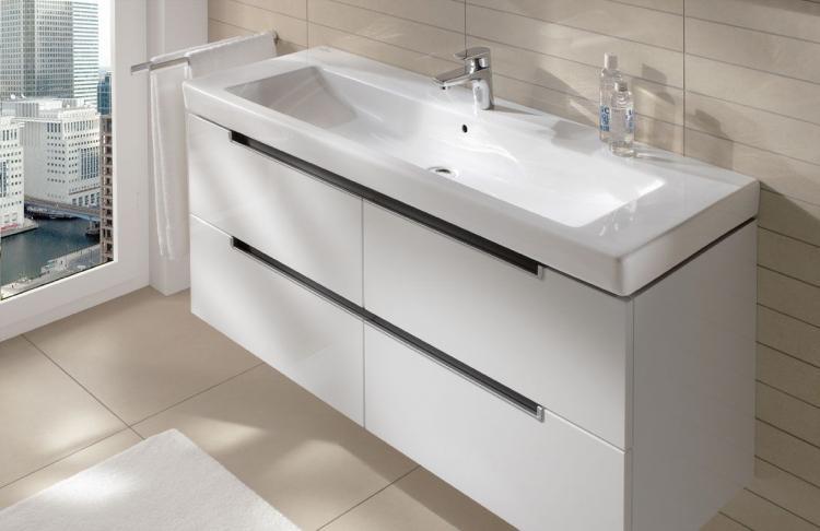Раковина - Дизайн интерьера ванной комнаты