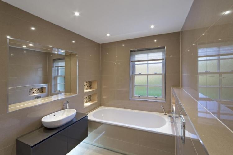 Отделка и материалы - Дизайн интерьера ванной комнаты