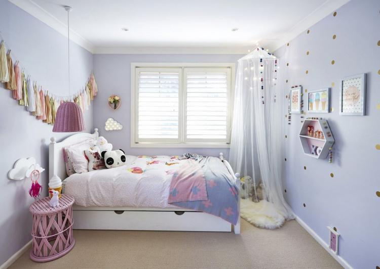 Комната для девочки 10-12 лет - Дизайн комнаты для девочки-подростка