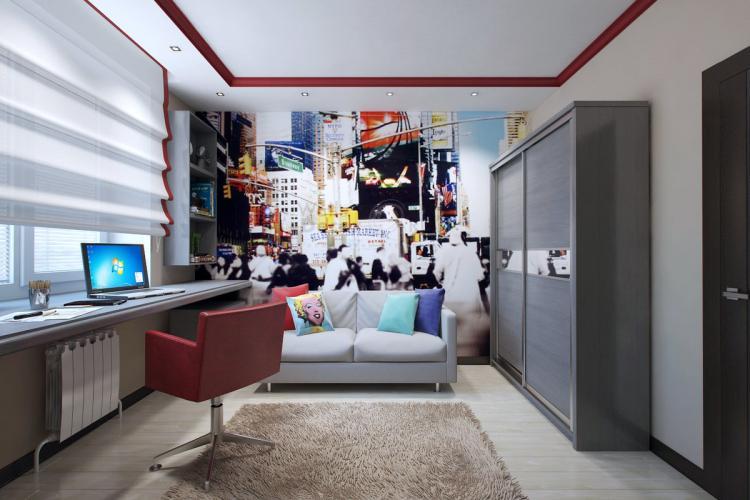 Комната для девочки от 15 лет - Дизайн комнаты для девочки-подростка